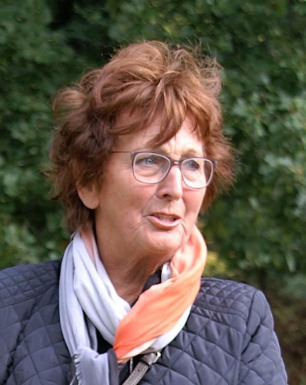 Annet van der Markt-Moorman bestuurslid