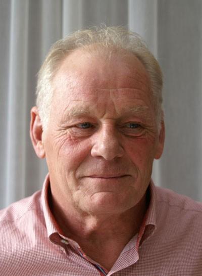 penningmeester Jos van Beckhoven